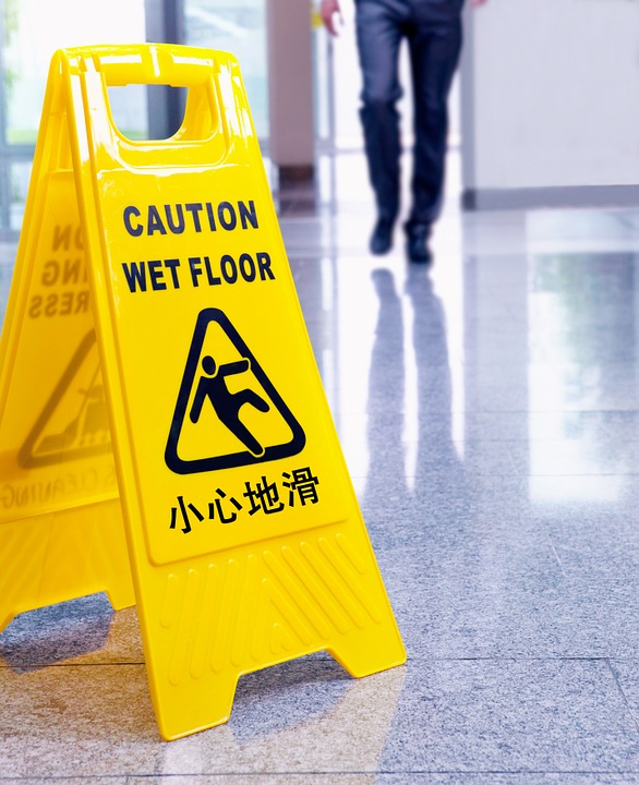 Article – Agressivité conjugale : Caution, slippery floor !